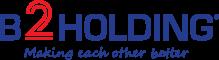 B2Holding logo